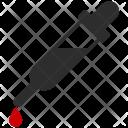 Dropper Drop Pipet Icon