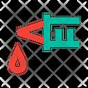 Dropper Pipette Drop Icon