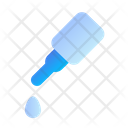 Dropper Medical Medicine Icon