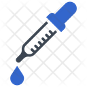 Chemical Drop Dropper Icon
