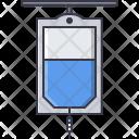 Dropper Saline Solution Icon