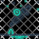 Dropper Pipette Picker Icon