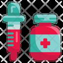 Dropper Liquid Healthcare Icon