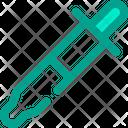 Eyedrop Ink Paint Icon