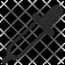 Pipette Color Dropper Icon