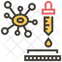 Dropper Chemical Lab Icon