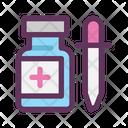 Medical Healthy Drop Icon