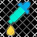 Color Design Dropper Icon