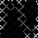 Dropper Test Tube Icon