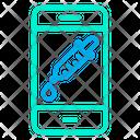 Mobile Dropper Color Dropper Icon