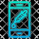 Dropper Phone Icon
