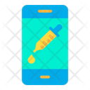 Dropper Phone Icon