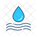 Drops Water Drop Water Waves Icon