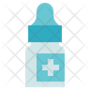 Chemistry Drops Medicine Icon
