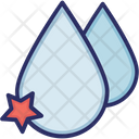Rain Drops Weather Icon
