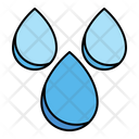Humidity High Water Icon