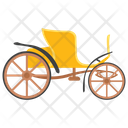 Droshky Russian Transport Vintage Transport Icon