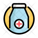 Medical Cross Drags Icon