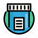 Medical Tablets Drags Icon