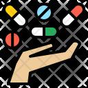 Drug Pharmacy Medicine Icon