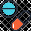 Drug Health Medicine Icon
