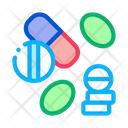 Drug Doctor Pill Icon