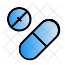 Drug Pharmacy Health Icon