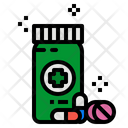 Drug Medicine Pill Tablet Capsule Icon