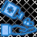 Drug Medical Coronavirus Icon