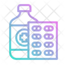 Drug Pill Tablet Icon