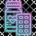Drug Pill Medicine Icon