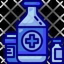 Drug Medicine Prescription Icon