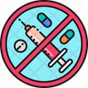 Drug Abuse Pill Aduse Medicine Aduse Icon