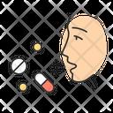 Drug Allergy Allergic Icon