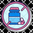 Drug Allergy Icon