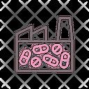Drug Factory Icon