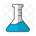 Drug Flask Cinical Flask Experiment Icon