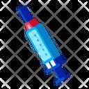 Syringe Medicine Drug Icon