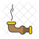 Drug Pipe Icon