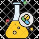 Mdrug Test Drug Test Chemical Icon