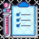 Drug Test Icon