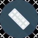 Drugs Medicine Tablet Icon