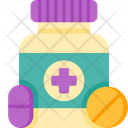 Drugs Medicine Bottle Medicine Icon