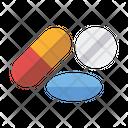 Drugs Capsule Pill Icon