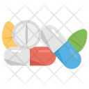 Medicines Tablets Pills Icon