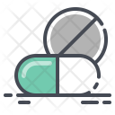 Drugs Medical Care Icon