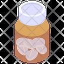 Pills Jar Medicine Jar Pill Bottle Icon