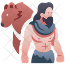 Character Rpg Bear Icon