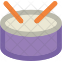 Drum Hand Childrens Icon