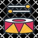 Drum Musical Instrument Instrument Icon
